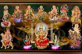 colors of navratri 2017 September - इसलिए चढ़ाई जाती है लाल चुनरी, जानें मां दुर्गा की स्थापना विधि एवं जरूरी सामग्री