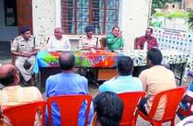 सोहागपुर की पहचान : हिंदू युवा करेंगे ताजियों की सुरक्षा और मुस्लिम दुर्गा पांडाल संभालेंगे