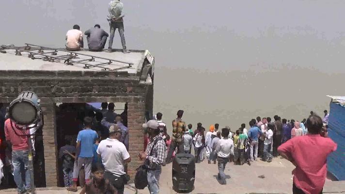mirzapur bhojpuri shooting