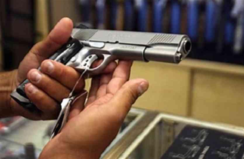 अवैध हथियार लाइसेंस मामला: उदयपुर के 9 रसूखदार सहित 10 गिरफ्तार