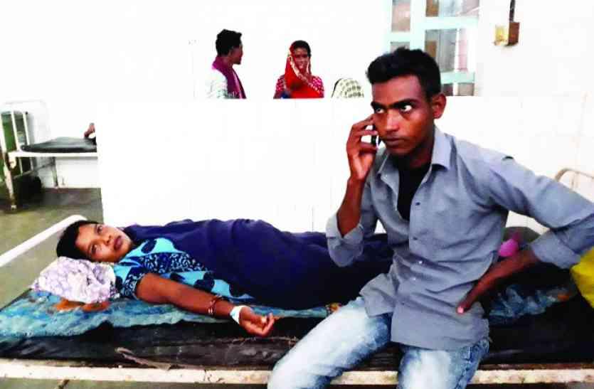 घर आने वाले नए मेहमान के लिए संजो रखे थे कई अरमान अस्पताल की लापरवाही ने नवजात के साथ ही सपनो को भी मार दिया