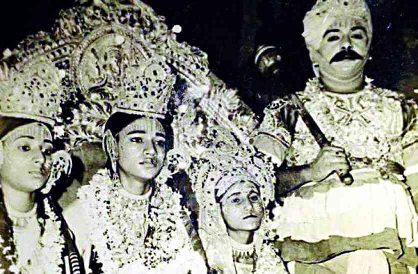मध्य भारत में 1897 से हुई थी रामलीला की शुरुआत, ब्रह्मचर्य के साथ हनुमान के लिए होती है ये शर्त