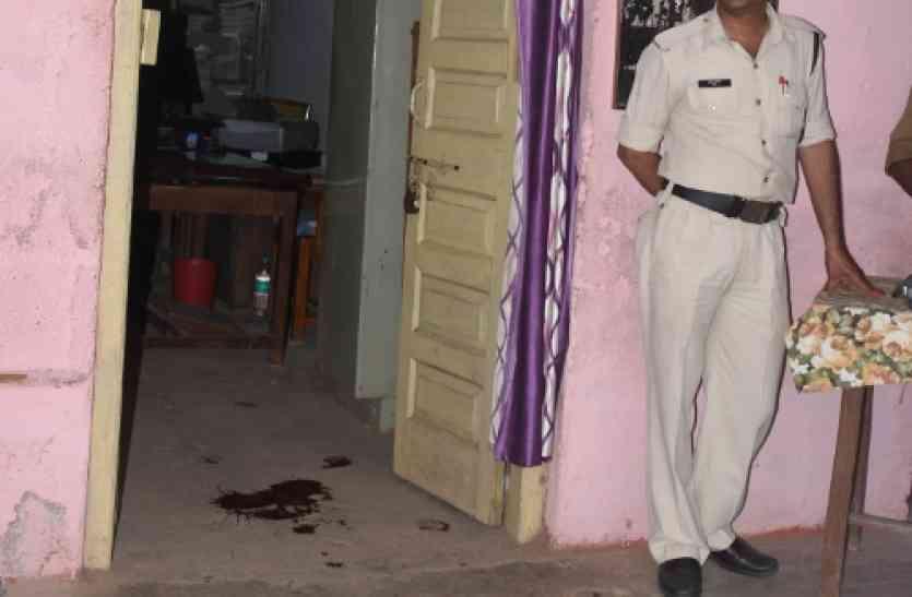 कोर्ट गोलीकांड का फरार आरोपी राजधानी से गिरफ्तार