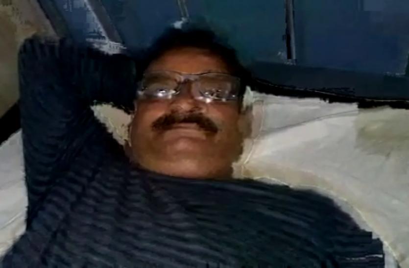 भाजपा किसान मोर्चा के उपाध्यक्ष पर धारदार हथियार से हमला, अस्पताल में भर्ती