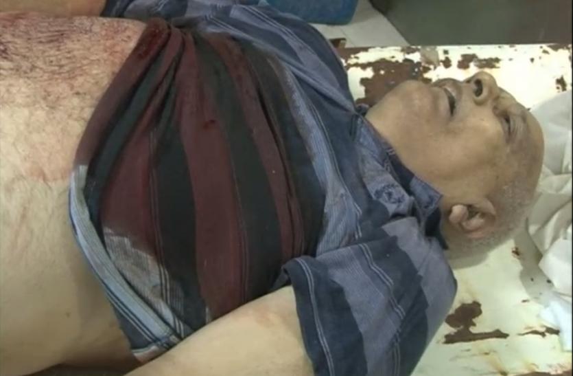 बदमाश हुए बेखौफः दिनदहाड़े लूट की कोशिश में कारोबारी की गोली मारकर हत्या