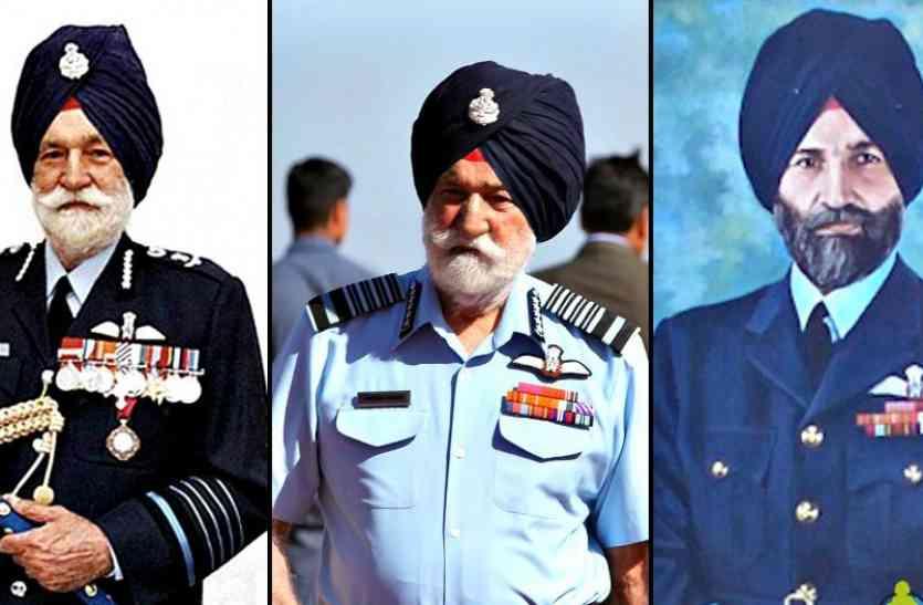मार्शल अर्जन सिंह: देश के ऐसे वीर जिनकी वजह से कभी नहीं हारी भारतीय वायुसेना
