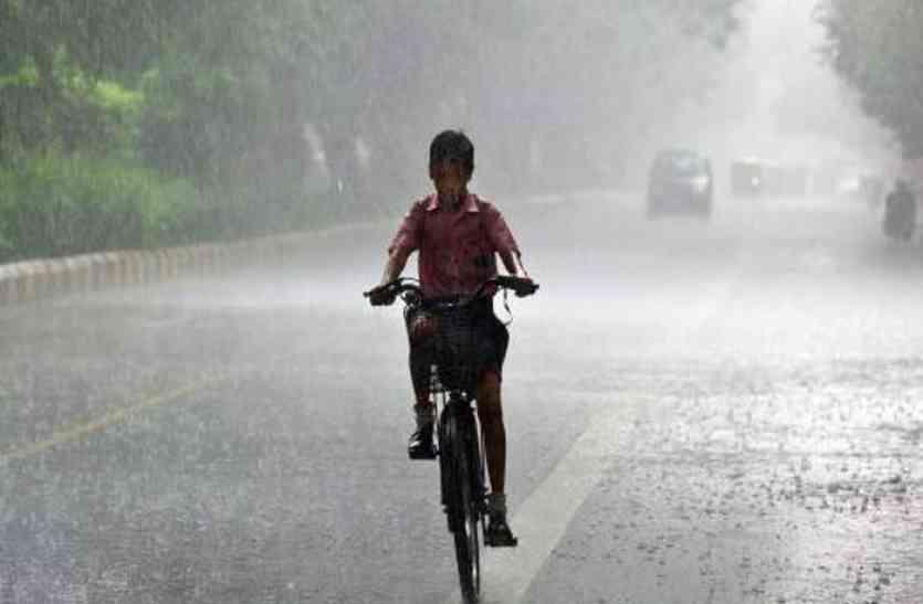 बंगाल की खाड़ी में बने तंत्र से मौसम ने खाया पलटा, फिर से प्रदेश को जमकर भिगोएंगे बदरा