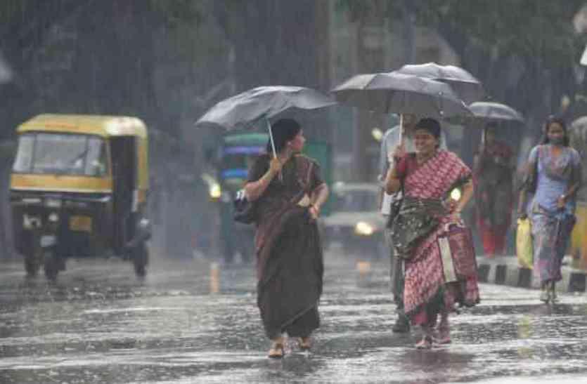 मौमस विभाग का अनुमान: बंगाल की खाड़ी में बना चक्रवात, होगी झमाझम बारिश