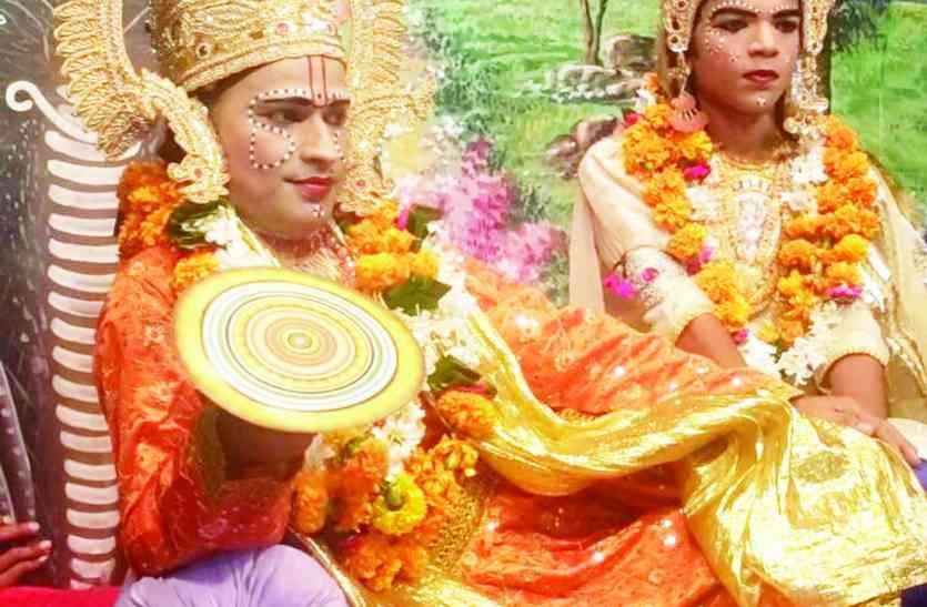 भगवान राम की लीला शुरू, नारद ने दिया भगवान विष्णु को शाप