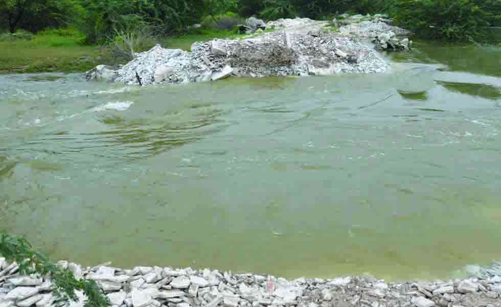 overflow rajsamand lake, rajsamand lake overflow, rajsamand lake water level, Rajsamand Hindi news, Rajsamand Lake, Latest News rajsamand, Latest hindi news rajsamand, Rajsamand
