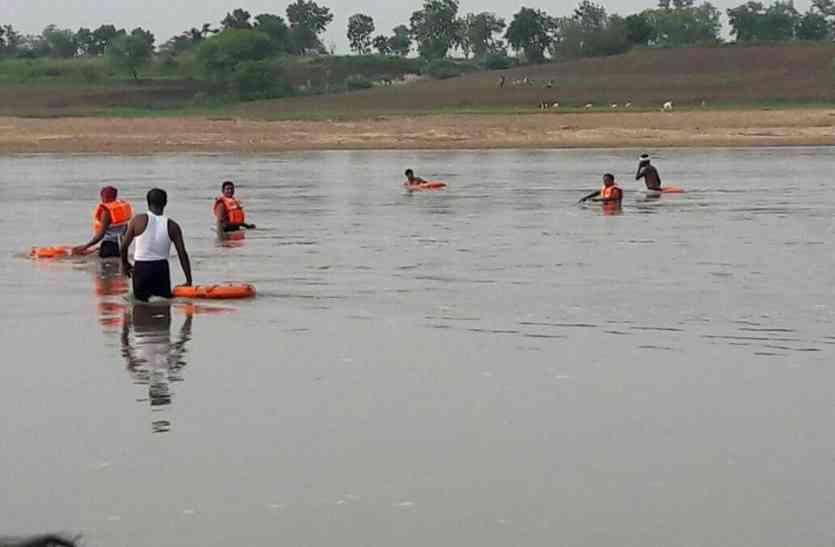वैनगंगा नदी में डूबने से दो तो तालाब में डूबने से एक बच्ची की मौत