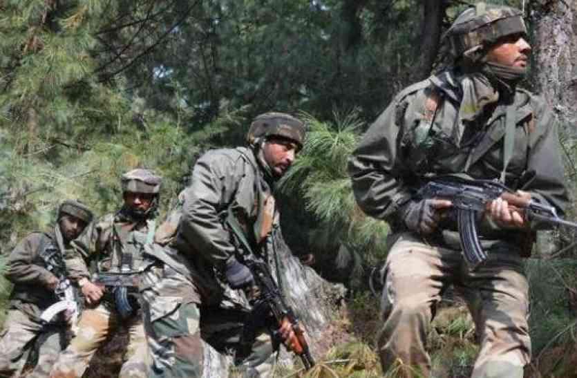 कश्मीर: पाकिस्तान की गोलाबारी में महिला की मौत, तीन दिन से फायरिंग जारी
