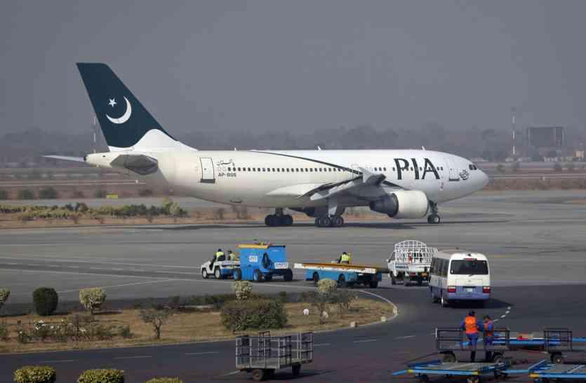 पाकिस्तान हवाई अड्डे से चोरी हुआ सरकारी विमान, 32 लाख रुपए में बेचा