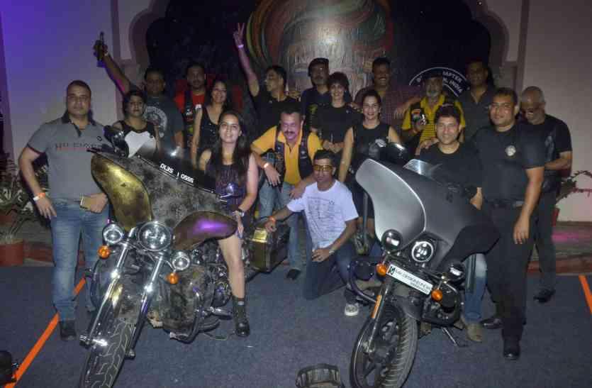 400 बाइक राइडर्स जुटे जोधपुर में, यूं अनूठे अंदाज में दिया रोड सेफ्टी व भाइचारे का संदेश