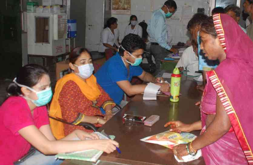 #sehatsudharosarkar: स्वाइन फ्लू और डेंगू के कहर के बावजूद सरकार सुस्त, डिस्पेंसरियां लाचार