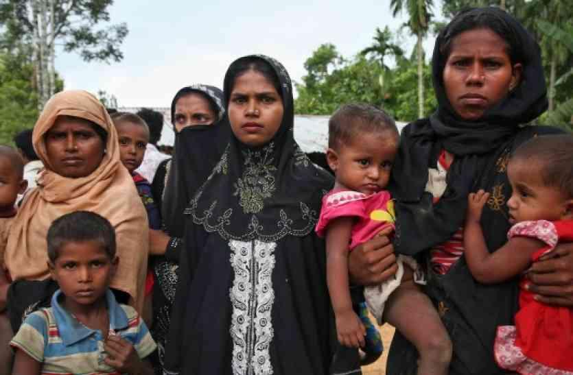 बांग्लादेश में 1.5 लाख रोहिंग्या बच्चों का टीकाकरण शुरू