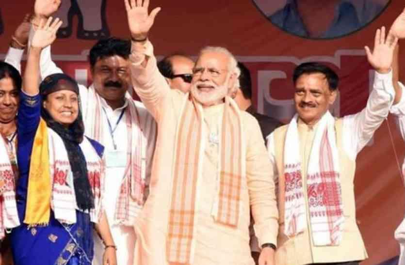 बीजेपी नेता को रोहिंग्या मुसलमानों का समर्थन करना पड़ना महंगा, पार्टी ने दिखाया बाहर का रास्ता