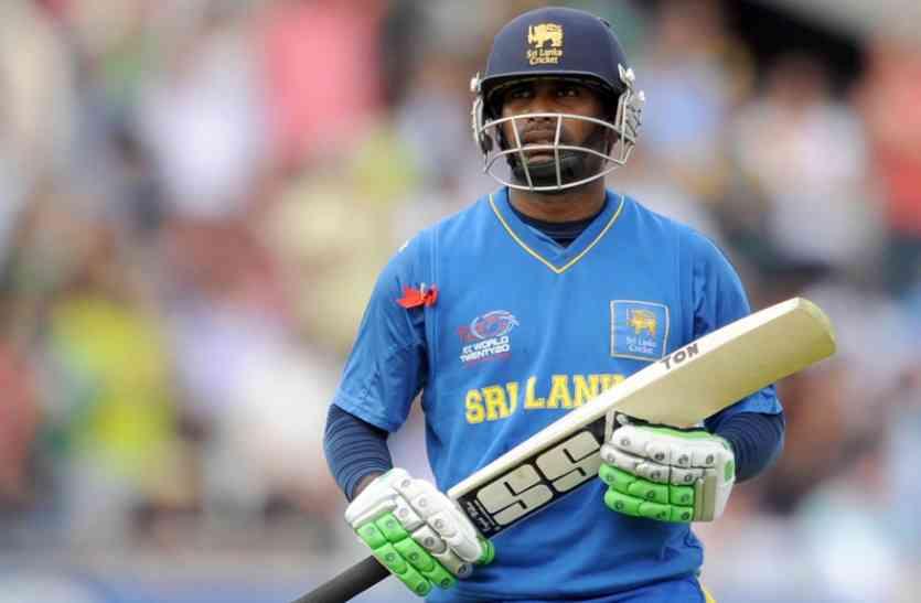 श्रीलंका के खिलाड़ी चमारा पर 2साल का प्रतिबंध