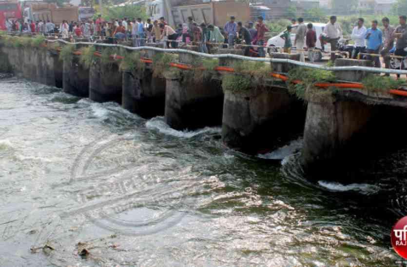Video : बांसवाड़ा : नदी में डूबा बालक, दर्दनाक मौत, 2 किमी दूर मिला शव