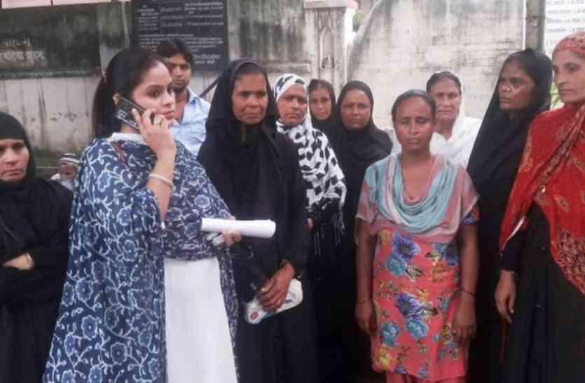 यूपी में हुई केंद्रीय मंत्री की बहन के अपहरण की कोशिश, लड़ रही थीं तीन तलाक के खिलाफ