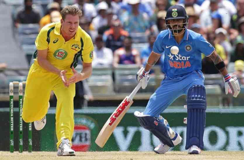 IND VS AUS :  चेन्नई वनडे में भारत ने जीता टॉस ,पहले किया बल्लेबाजी का फैसला