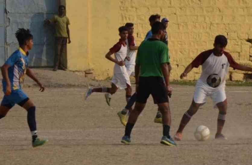 एकतरफा मुकाबले में जीते जयपुर, जोधपुर व सवाईमाधोपुर
