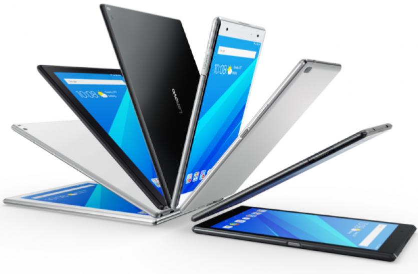 लेनोवो ने एकसाथ लॉन्च किए चार Tab 4 सीरीज टैबलेट, जानिए कैसे बन जाते हैं ये लैपटॉप