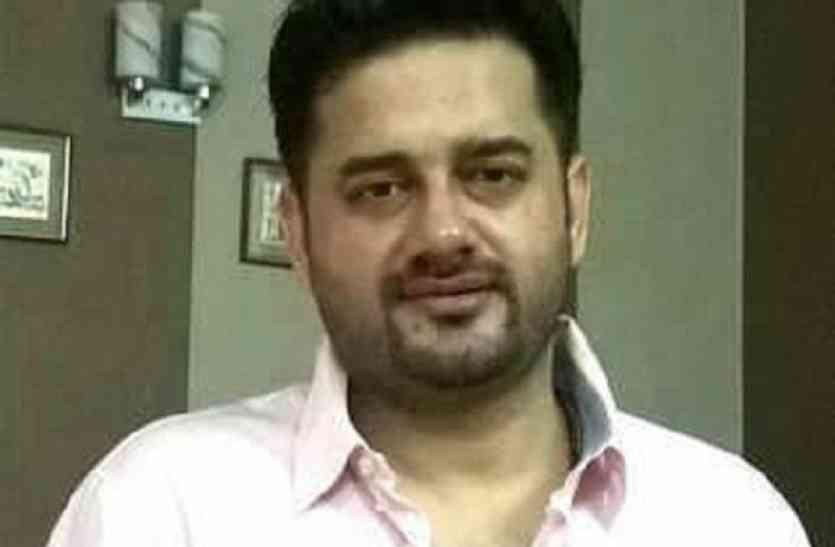 बीआरडी हादसा: पुष्पा सेल्स का मालिक मनीष भंडारी गिरफ्तार