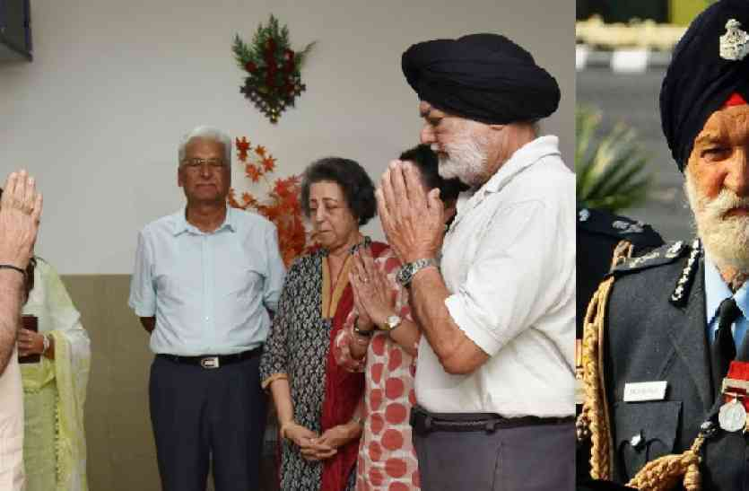 Marshal Arjan Singh : सैन्य सम्मान के साथ होगा अंतिम संस्कार, आधा झुका रहेगा राष्ट्रीय ध्वज
