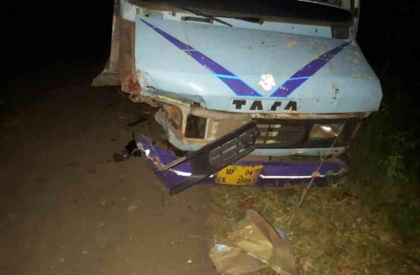 सड़क हादसे : बैतूल में दो की मौत, पिपरिया में दो घायल