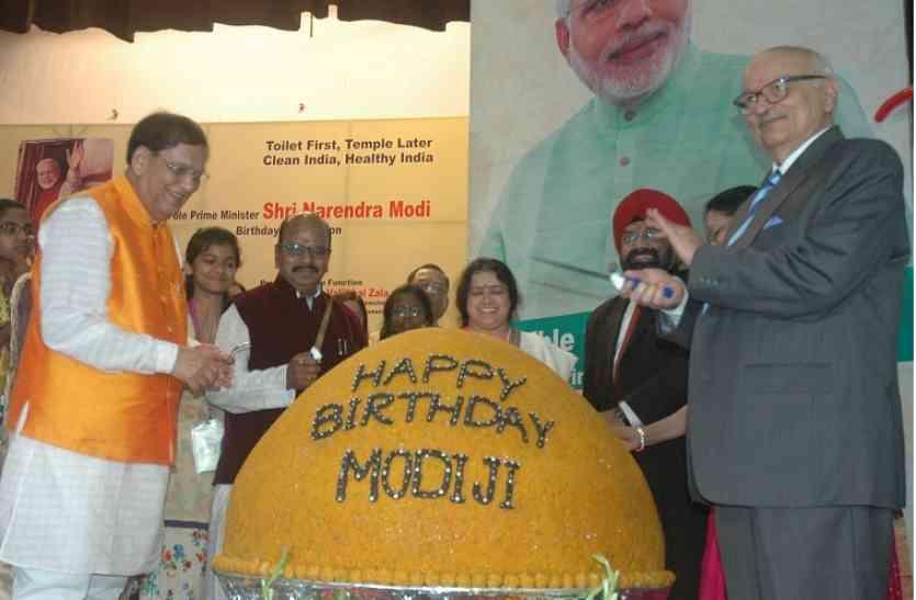 #HappyBirthdaytoPM:सोशल मीडिया पर छाया रहा PM Modi का जन्मदिन