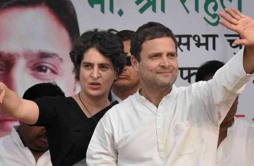 राहुल की ढाल बनेंगी प्रियंका, इंदिरा गांधी शताब्दी समारोह के जरिए यूपी में कांग्रेस को मजबूत करने की कोशिश