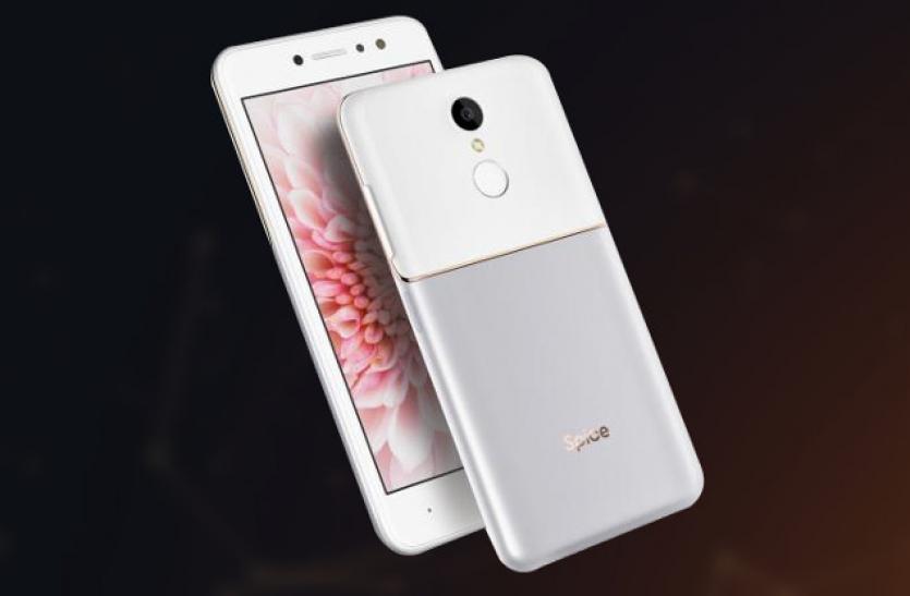 Spice ने लॉन्च किया खास डिजाइन वाला V801 स्मार्टफोन, जानिए कीमत और खूबियां
