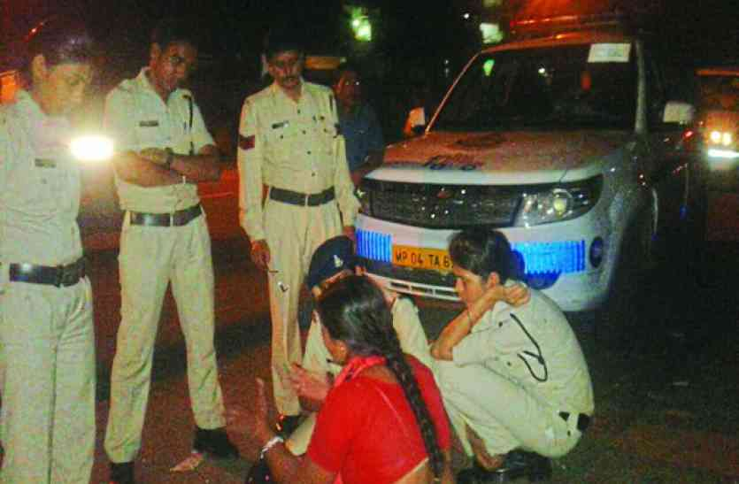 भाई की मौत से दूखी बहन शाहपुरा झील में कूदने दौड़ी, पुलिस ने बचाया