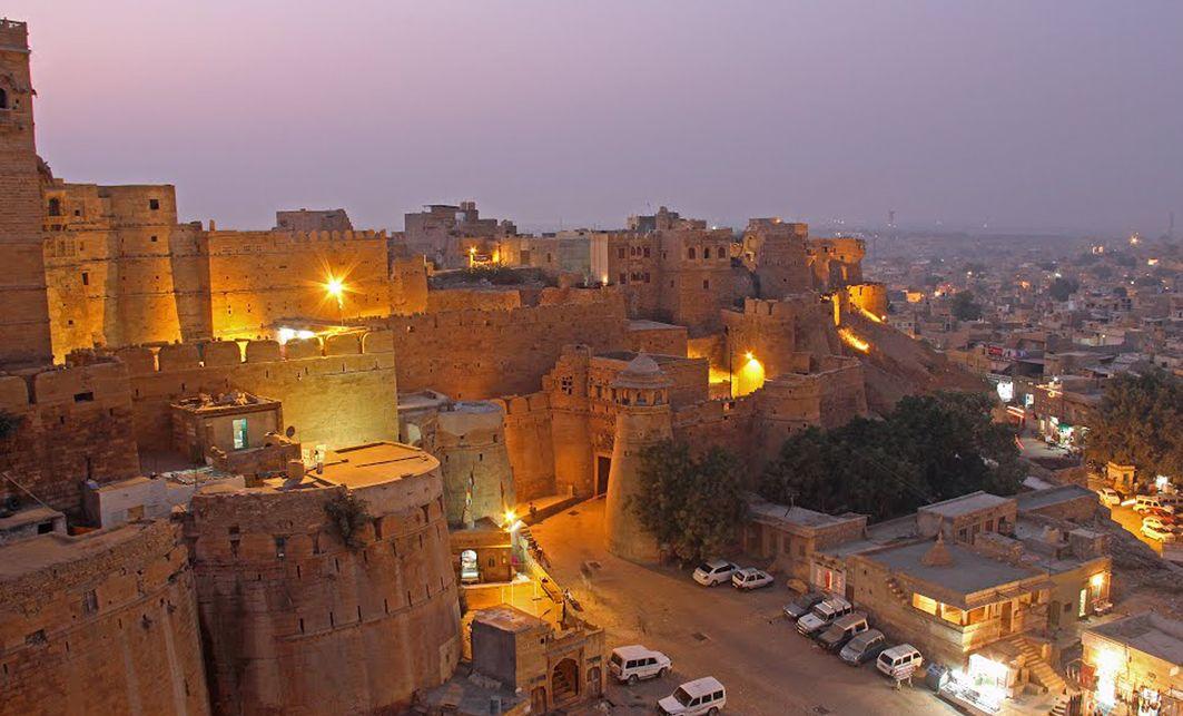 Jaisalmer parika