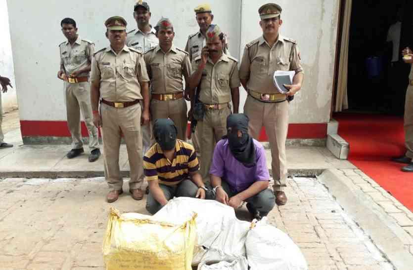मिर्जापुर में गिरफ्तार संदिग्धों से पूछताछ जारी, अब पुलिस ने किया यह खुलासा