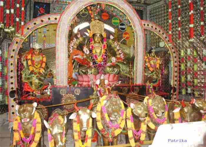 श्री नवदुर्गा शक्ति मंदिर खुर्जा
