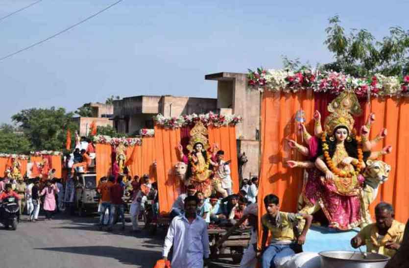 शारदीय नवरात्र- प्रदेश के 16 प्रमुख मंदिरों में रहेगा विशेष इंतजाम, देर रात तक भजन कीर्तन का ले सकेंगे आनंद