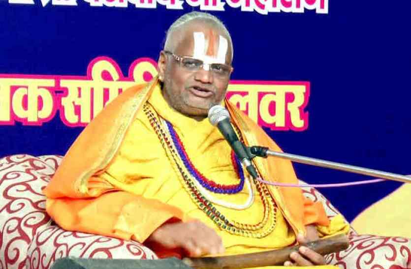 Video : राम रहीम के बाद राजस्थान में एक और बाबा पर दुुष्कर्म का आरोप, छत्तीसगढ़ की पुलिस पहुंची