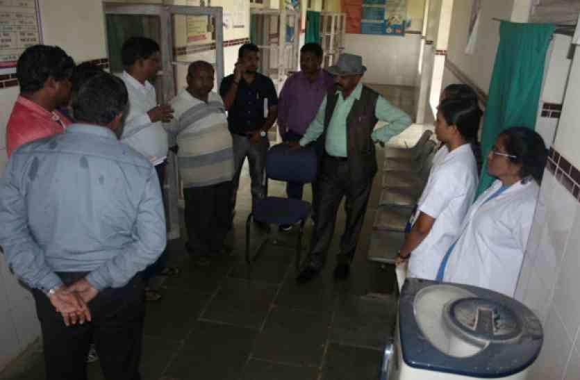 डायरिया से दादी-पोते की मौत, 4 गंभीर, इस बात से गुस्साए मंत्री ने डॉक्टरों को लगाई फटकार