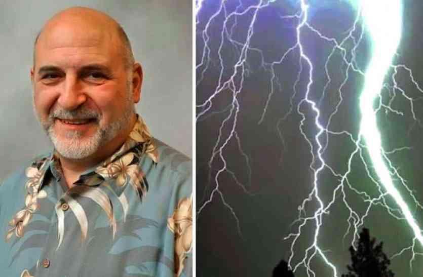 शख्स पर गिरी 300000 वोल्ट की बिजली, फिर जो हुआ वो विज्ञान के लिए बन गया एक अबूझ पहेली!