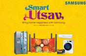 सैमसंग का Smart Utsav ऑफर शुरू, गैलेक्सी S8 Plus जीतने का मौका!