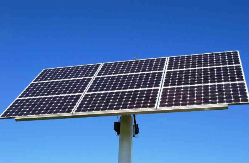 सौर ऊर्जा से IIT BHU में सालाना होगी 28 लाख रुपए बचत