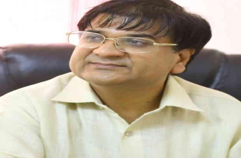 पीएम मोदी के महत्वकांक्षी स्वच्छता ही सेवा है मूवमेंट अभियान से जुड़ेंगे शांतिदूत प्रोफेसर डी पी शर्मा