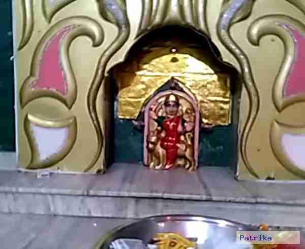 मां मंशा देवी मंदिर मेरठ