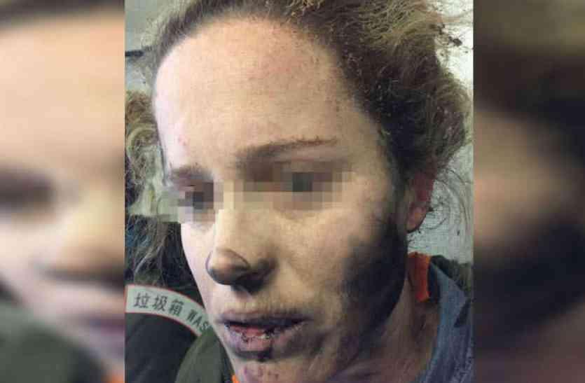 न बम फटा और न बारूद में हुआ विस्फोट, लेकिन फिर भी फ्लाइट में महिला का हो गया इतना बुरा हाल!