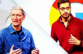 गूगल VSएपल: एक-दूसरे की जमीन कब्जाने की तैयारी में तकनीक की दो सबसे बड़ी कंपनियां