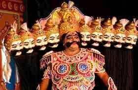 रामलीला के रोचक किस्से : ...जब सीकर में अपने आप ही जल उठा था रावण