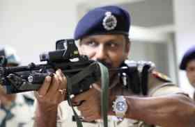 यूपी एटीएस में 42 पुलिसकर्मियों की अग्नि परीक्षा पूरी, दो जिलों को मिली स्वॉट फोर्स