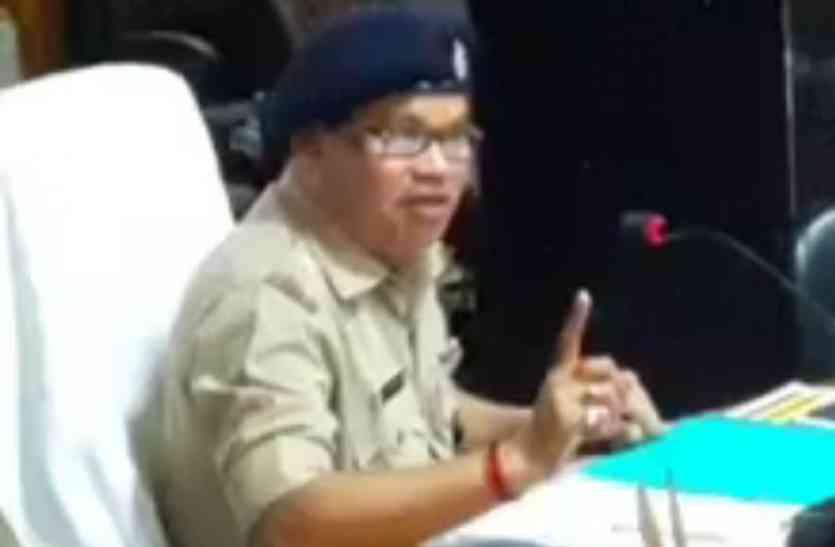 चंबल के डाकू का लाइव एनकाउंटर करने वाले एसपी ने थामी बहराइच की कमान